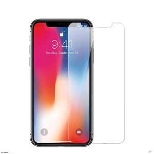 iPhone XR Tempered Glass Screen Protector Antishock Antiknock